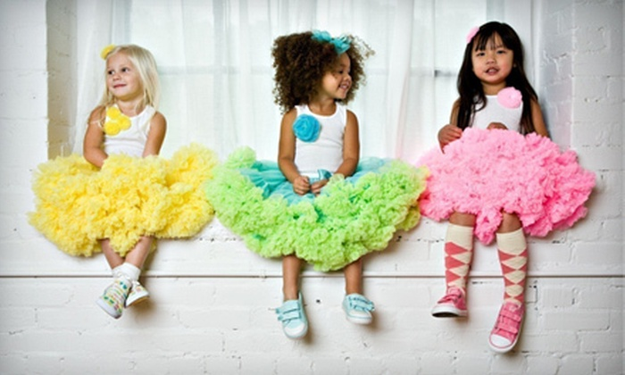 DreamSpun - Forest Hills: Girls' Apparel at DreamSpun in Ada (Up to 60% Off). Two Options Available.