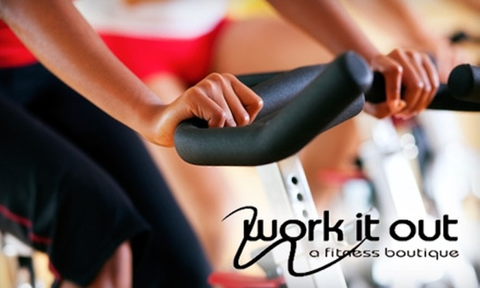 Work It Out - Hoboken: $75 for One Month of Unlimited Fitness Classes at Work it Out in Hoboken ($250 Value)