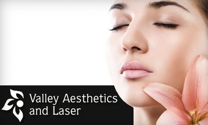 Valley Aesthetics and Laser - Hacienda La Puente: $100 for a Laser Micro Peel ($499 Value) or $1,300 for Zerona Laser Body Contouring ($3,000 Value) at Valley Aesthetics and Laser
