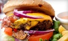 Up to Half Off Burgers for Two at Malone's Grill in Arvada
