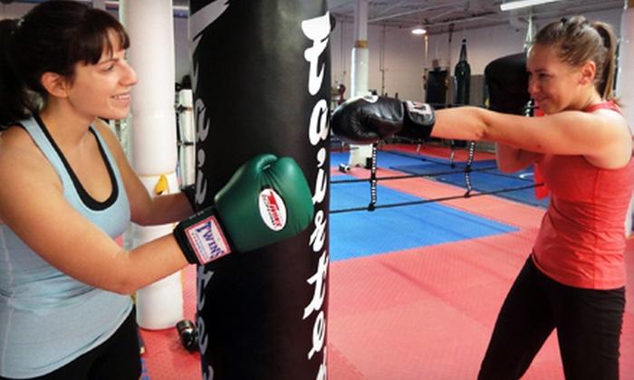 Muay Thai Niagara Combative Arts - Grantham: 5, 10, or 15 Classes at Muay Thai Niagara Combative Arts (Up to 76% Off)