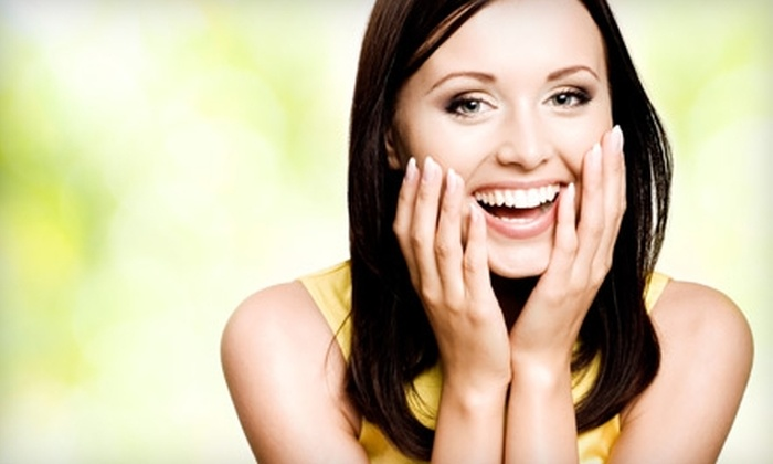New Image Dentistry - Edmond: $69 for a Dental Exam, X-rays, Cleaning, and Take-Home Whitening Kit from New Image Dentistry in Edmond