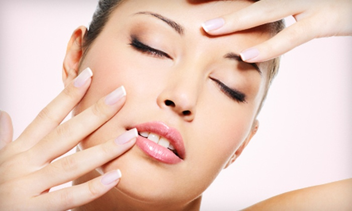Skin Tight Medi-Spa - Plainview Meadows: One-Hour Deluxe Signature Facial or Microdermabrasion Package at Skin Tight Medi-Spa in Richfield