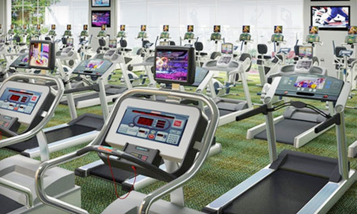 The Athletic Club - Ottawa: $59 for a One-Month Gym Membership at The Athletic Club ($119 Value)
