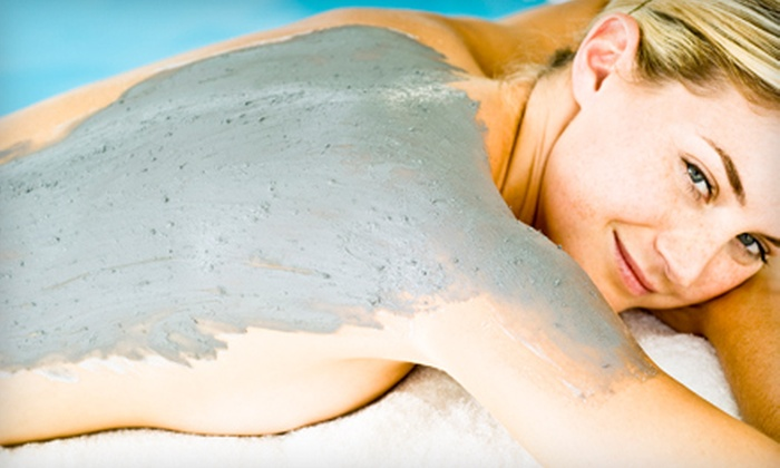 Day Break Massage - Dilworth: $59 for a 60-Minute Blueberry-Soy, Cucumber-Mint, or Biotone Sea-Clay Body Wrap at Day Break Massage ($135 Value)
