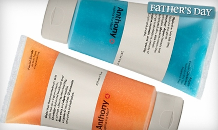 Anthony for Men: $65 for a Father's Day Shave Package from Anthony For Men ($130.50 Value)