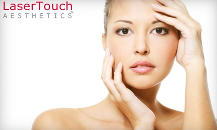 LaserTouch Aesthetics - Multiple Locations: $1,700 for a Full-Face Selphyl Treatment at LaserTouch Aesthetics ($3,500 Value)