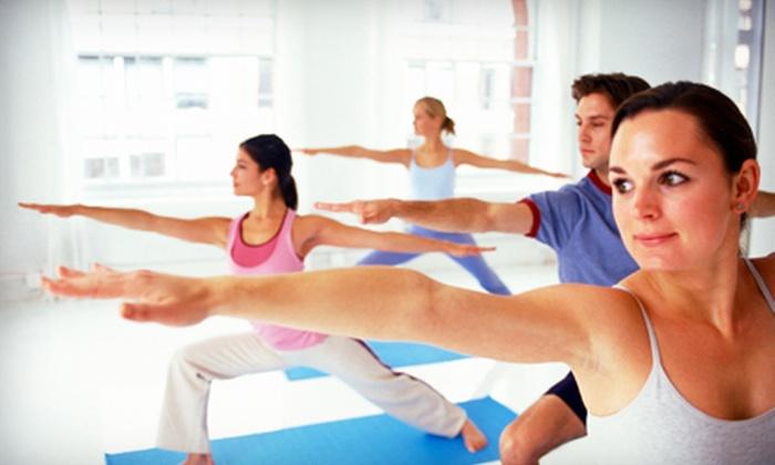 Urban Yoga - Encanto: One or Three Months of Unlimited Classes at Urban Yoga