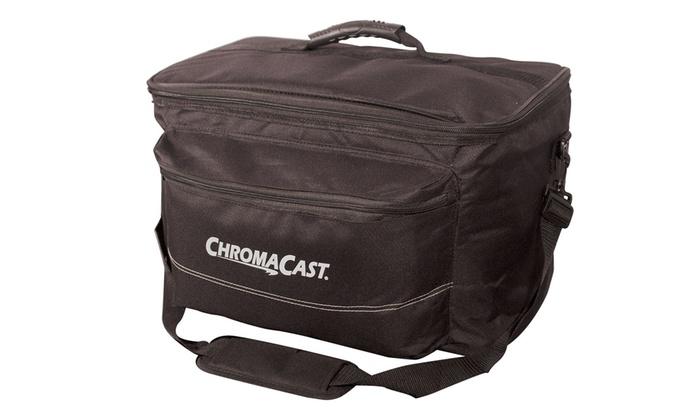 26 off on chromacast musician 39 s gear bag groupon goods. Black Bedroom Furniture Sets. Home Design Ideas