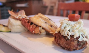The House of Seafood:  $14 for a $20 Voucher Towards Food and Drink at The House of Seafood ($20 Value)