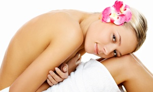 Wax Bar & Skin Care Lounge: Miami: Spa Day for One or Two with Massages, Facial, and Body Polish at Wax Bar & Skin Care Lounge: Miami (Up to 62% Off)