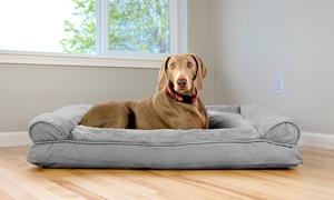 Matelas orthopédique lit chien