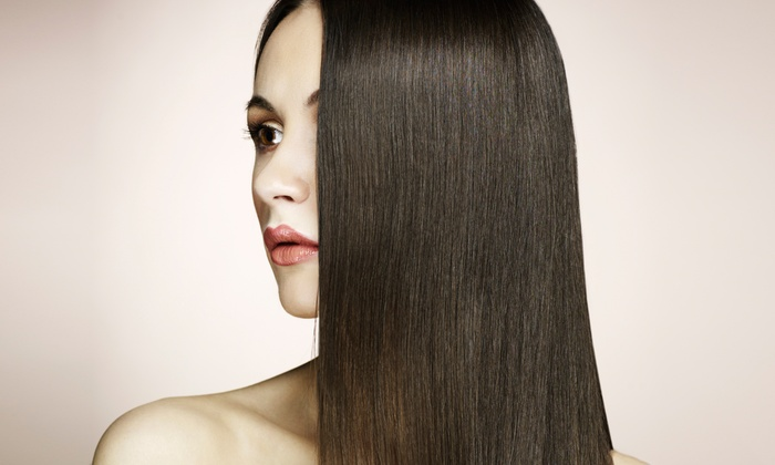 AG Hair Salon - Oakwood: $45 for a Haircut with Deep Conditioning Treatment and Blowout at AG Hair Salon ($90 Value)