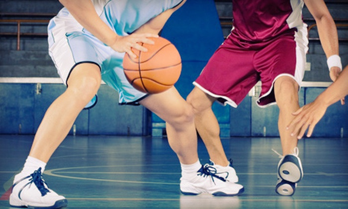 BBallers United - Roosevelt: $149.99 for a One-Week Kids' Basketball Camp from BBallers United ($300 Value)
