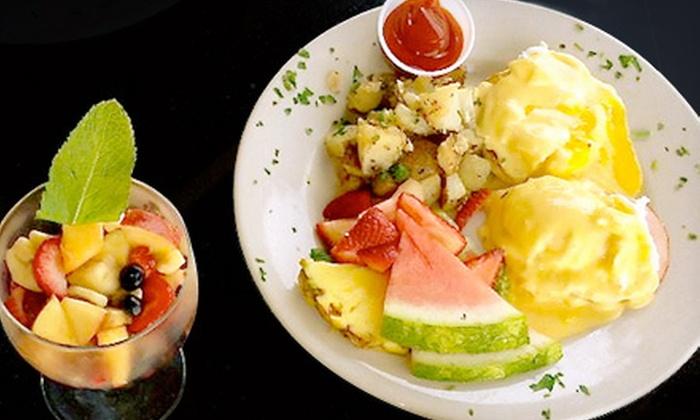 Byblos Cafe - Palma Ceia: Lebanese Cuisine for Brunch or Dinner at Byblos Cafe (Up to 53% Off)