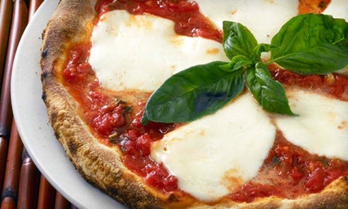 Steve's Wood Fired Pizza - Boca Raton: $12 for $25 Worth of Italian Fare at Steve's Wood Fired Pizza in Boca Raton