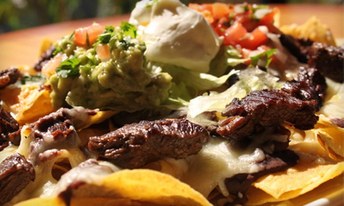 Tulum Mexican Grill & Bar - Trammell Crow Industrial Center: $20 for $40 Worth of Authentic Mexican Fare and Drinks at Tulum Mexican Grill & Bar in Miramar
