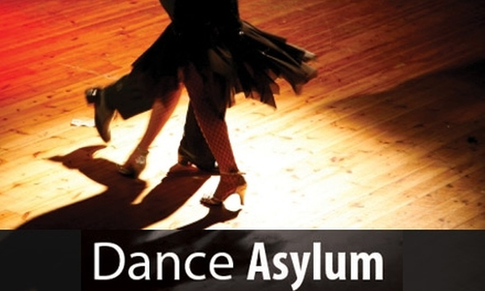 Dance Asylum - Costa Mesa: $35 for Two Private and Two Group Dance Lessons at Dance Asylum ($200 Value)