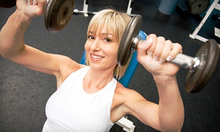 Bridge to Fitness - Middletown: $30 for One-Month Membership at Bridge to Fitness in Middletown (Up to $70 Value)
