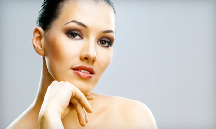 The Waxing Spot - Pike: Up to 59% Off One or Three Anti-Aging Facials at The Waxing Spot