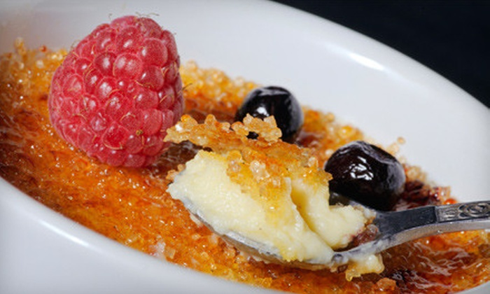 Olives-4-You - Jewell Road: $39 for a Decadent Indulgence: Classic French Desserts Class at Olives-4-You in Wheaton ($80 Value)