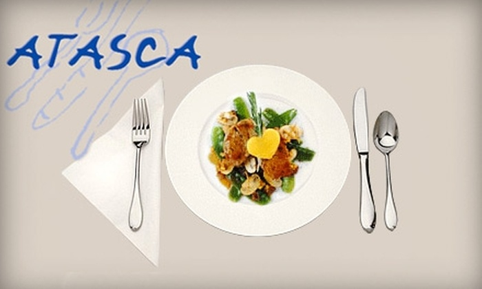 Atasca - Area IV: $20 for $40 Worth of Portuguese Cuisine at Atasca in Cambridge