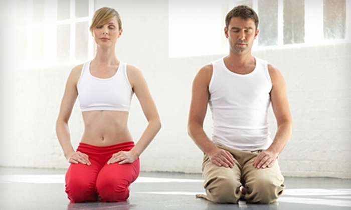 Big Ron's Yoga - Orlando: $25 for Five Yoga-Class Passes at Big Ron's Yoga in Satellite Beach ($50 Value)