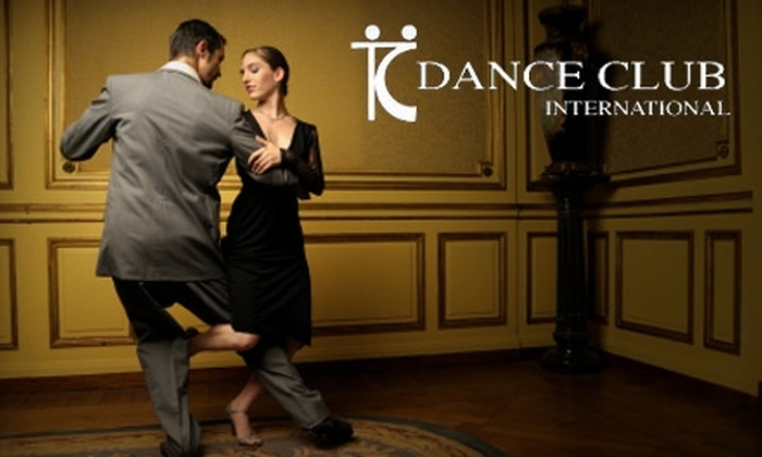 TC Dance Club - Overland Market Place: $65 for Four Private Lessons, One Group Class, and One Dance Party, Plus Membership at TC Dance Club in Overland Park ($344 Value)