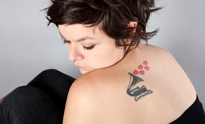 image for Laser Tattoo Removal: Three Sessions from £39 at SkinPro Laser Solutions