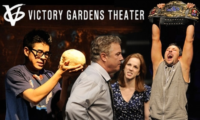 Victory Gardens Theater - DePaul: $75 for Four-Ticket Flex Subscription to the Victory Gardens Theater ($160 Value)