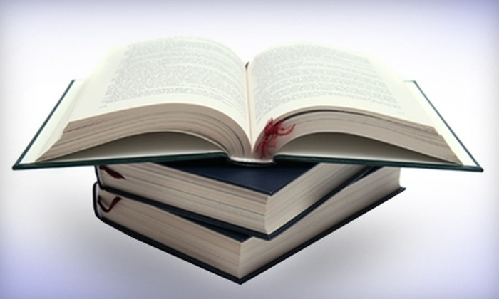 The Iris Organization - Kilbourn Town: $70 for a Speed-Reading Class from The Iris Organization ($199 Value)