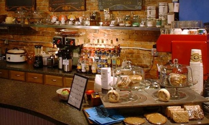 The Benson Grind - Benson: $10 for $20 Worth of Café Eats and Beverages at The Benson Grind