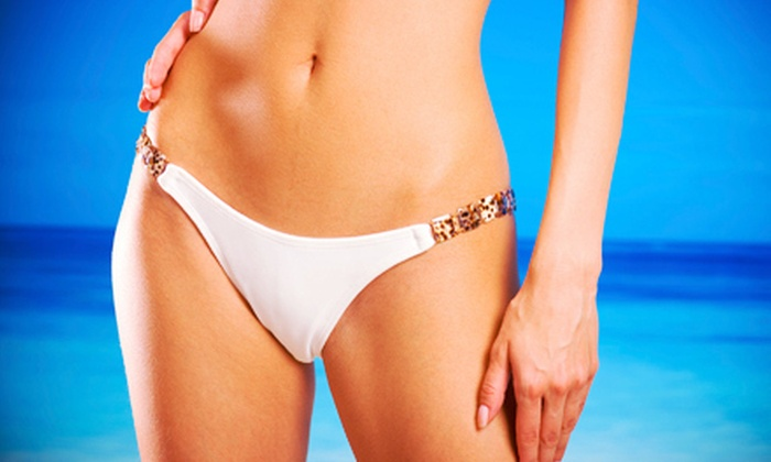 Skinsational - Pleasant Hill: One or Three Brazilian Waxes at Skinsational in Pleasant Hill (Up to 53% Off)