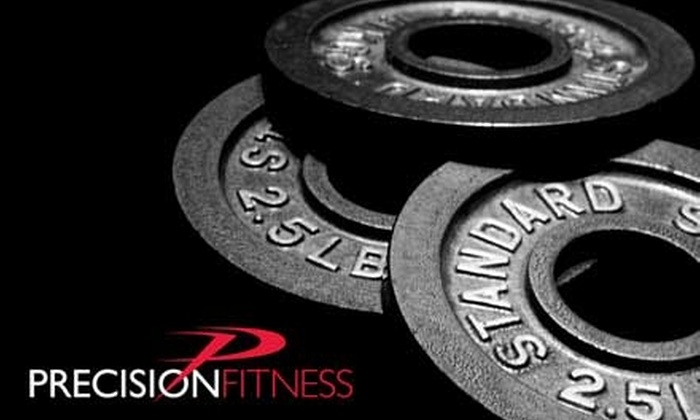 Precision Fitness - Hartford: $20 for One Month of Boot Camp or Group Classes at Precision Fitness in Pawcatuck ($197 Value)