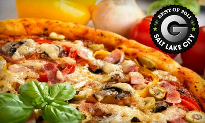 NYPD Pizzeria - Multiple Locations: $10 for $20 Worth of New York–Style Pizza, Calzones, and Heroes at NYPD Pizzeria
