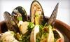 Voce Del Mare - La Jolla Hermosa,Northern San Diego: $25 for $50 Worth of Italian Dinner Cuisine and Drinks at Voce Del Mare
