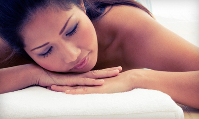 Optimal Health Center - College Park Commercial Center: 60-Minute Massage or Food and Environment Relief Package at Optimal Health Center in Overland Park (Up to 79% Off)