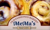 MeMa's Old-Fashioned Bakery - Multiple Locations: $15 Worth of Baked Goods at MeMa's Old-Fashioned Bakery
