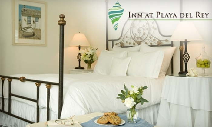 Inn at Playa del Rey - Marina Del Ray: $115 for a One-Night Standard Room Stay at Inn at Playa del Rey, Plus Breakfast (Up to a $256.50 Value)