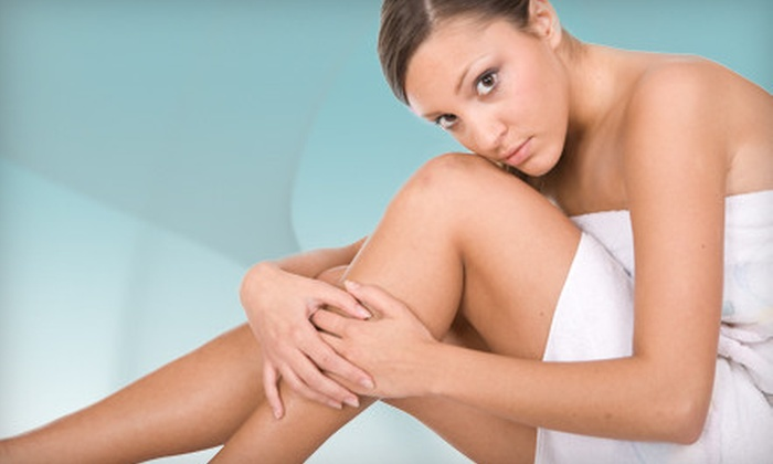 Laser Med - Multiple Locations: Laser Hair-Removal Treatments for a Small, Medium, or Large Area at Laser Med in Bridgeville and Moon Township (Up to 88% Off)