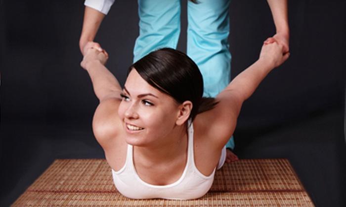 Bodywork by Bhaskar - Berkeley: One or Two 60-Minute Thai Massages at Bodywork by Bhaskar in Fairfax (Up to 54% Off)