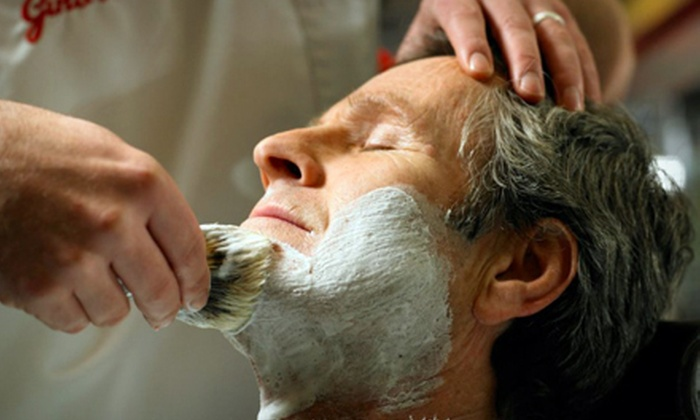 GoodFella's Barbershop - West Palm Beach: $15 for Haircut with Shave, Shampoo, and Conditioner at GoodFella's Barbershop in West Palm Beach ($30 Value)