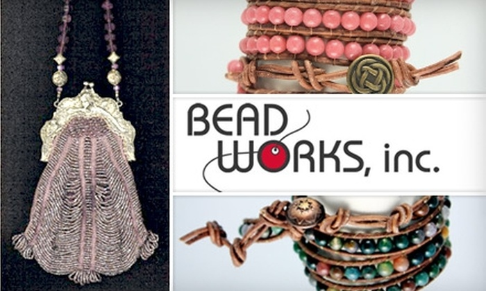 Bead Works Inc. - Franklin: $10 for $25 Toward a Bead Class or Repairs at Bead Works, Inc.