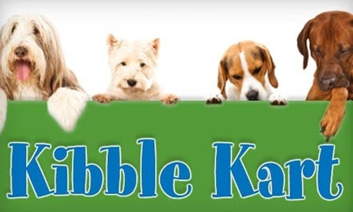 Kibble Kart - Louisville: $14 for $30 Worth of Home Pet Food Delivery from Kibble Kart