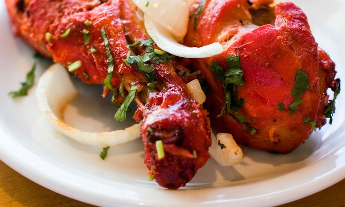 Namaste Nepal - Folsom Road: Indian and Nepalese Cuisine at Namaste Nepal (Up toHalf Off). Two Options Available.