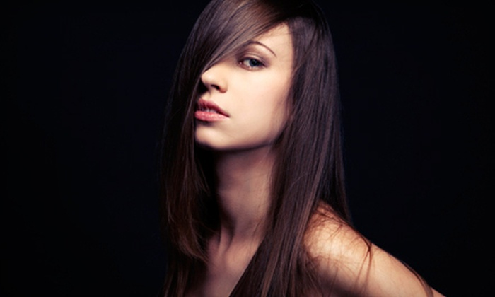 Tru Salon  - Tulsa: One, Two, or Three Hair-Smoothing Treatments at Tru Salon (Up to 78% Off)