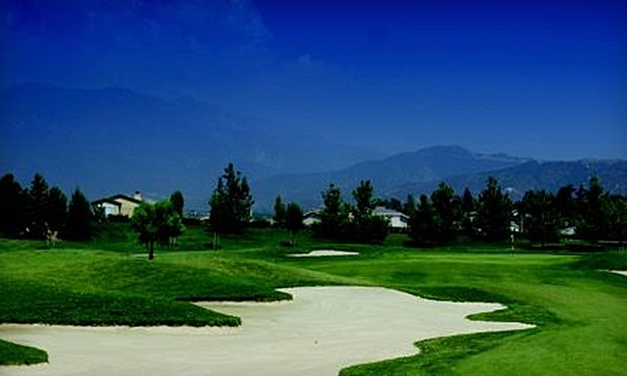 Yucaipa Valley Golf Club - Yucaipa: $56 for Two Golf Outings with Cart at Yucaipa Valley Golf Club (Up to $112 Value)