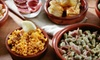OOB - Mama Louisas - Bushwick: $35 for Five Tapas Plates, Two Desserts, and One Pitcher of Sangria at El Mio Cid Restaurant in Brooklyn