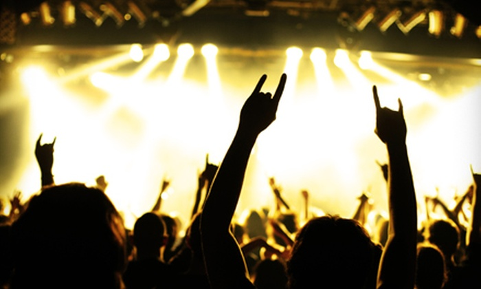 Hinder - North Central: Two Tickets to See Hinder at Evraz Place on August 18 at 7:30 p.m. (Up to $89.50 Value)