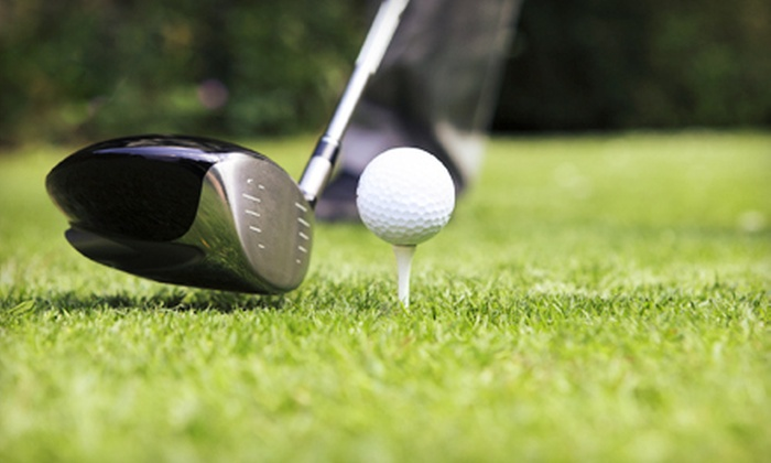 Avalon Golf Links - Burlington: 18-Hole Golf Outing with Cart and Range Balls for One, Two, or Four at Avalon Golf Links in Burlington (Up to 53% Off)